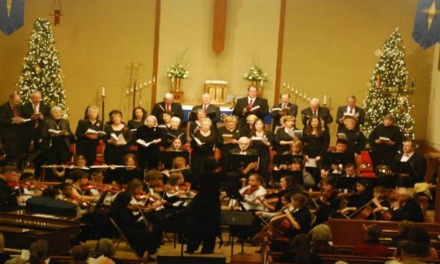 Fox Valley Philharmonic to perform 'Celtic Christmas Concert' Dec. 9
