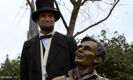 'Laughing Lincoln' Comes To Naperville