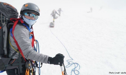 Naperville man says temperatures this week will be similar to what he experienced on Denali