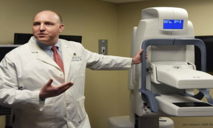 How a new machine at Edward Hospital makes it easier to detect breast cancer