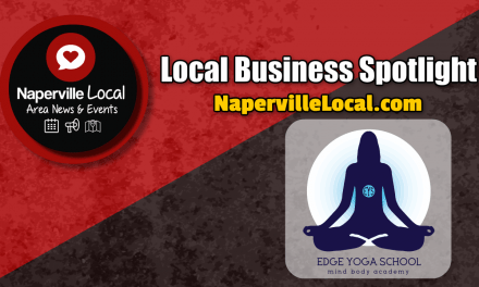 Naperville Business Spotlight | Edge Yoga School | Naperville Local