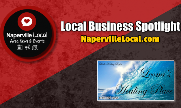 Naperville Local Business Spotlight   Leona's Healing Place   Dr. Leona Di Amore