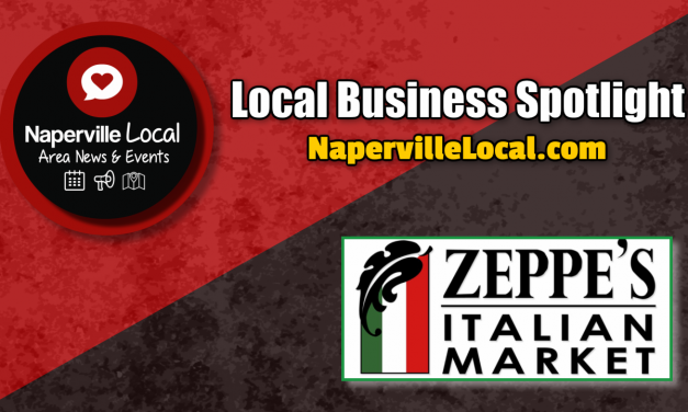 Local Business Spotlight from Naperville Local | Zeppe's Italian Market