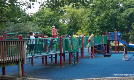 Jaycee Playground at the Riverwalk to be renovated in fall 2019