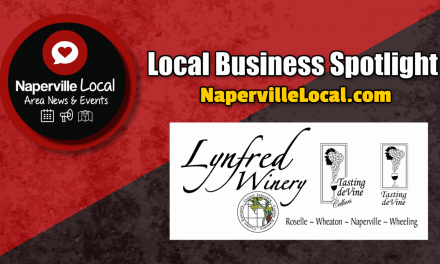 Naperville Business Spotlight | Tasting deVine Cellars and Lynfred Winery | Naperville Local