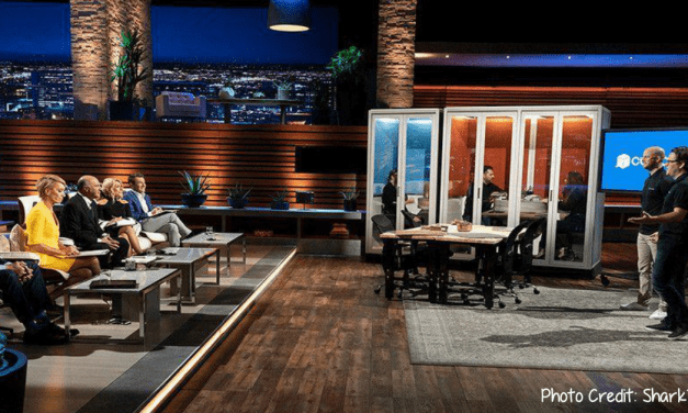 Naperville natives pitch modern-day phone booth to investors on 'Shark Tank' in show airing Sunday