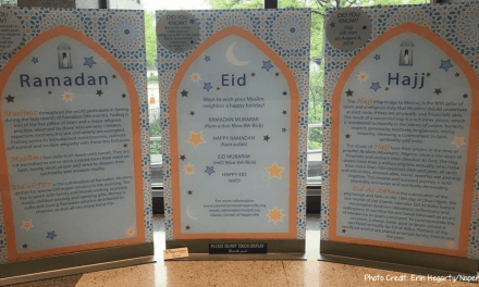 Naperville display seeks to educate non-Muslims on traditions of Ramadan, Hajj