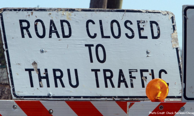 One major roadwork project in Naperville this summer, otherwise a light construction season, officials say