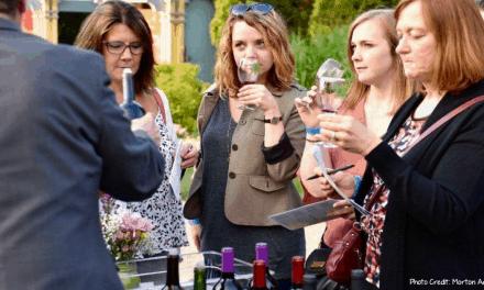 Sip wine among the trees at Morton Arboretum tasting event