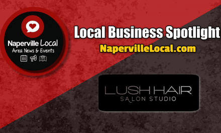 Naperville Business Spotlight | Lush Hair Salon Studio | Naperville Local